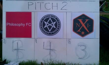 Novemeber scoreboard